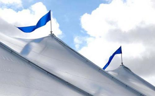 Tent Flags