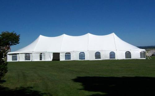 Tent w/Cathedral Sidewall