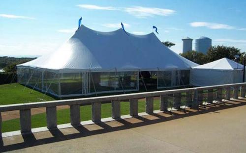 Pilgrim Monument Tent