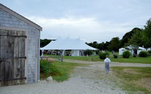Bourne Farm Tidewater Tent